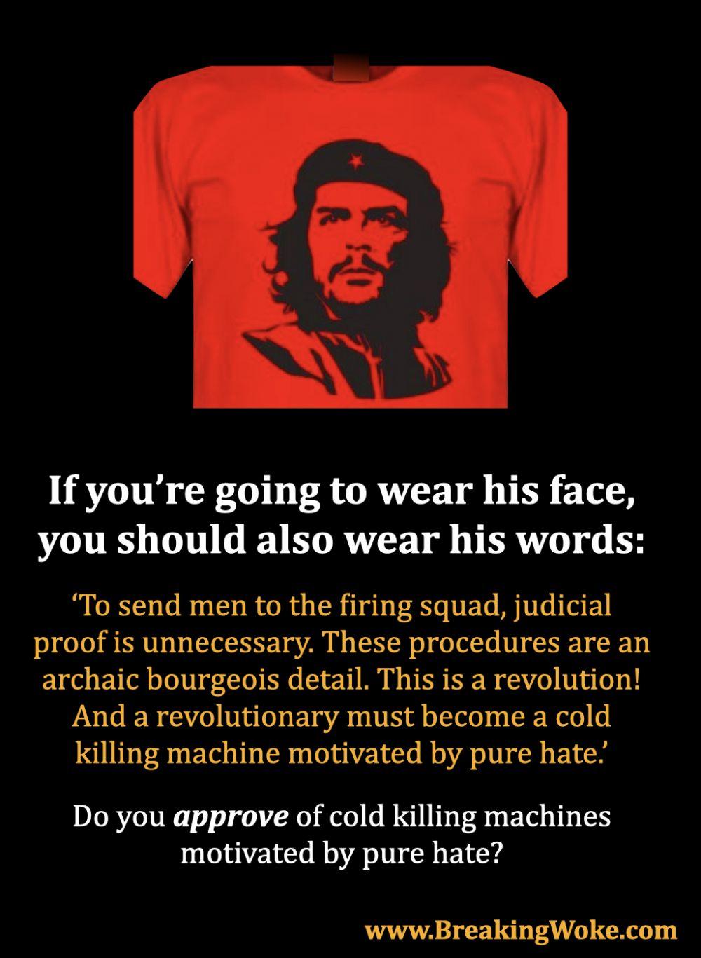 Che t-shirts